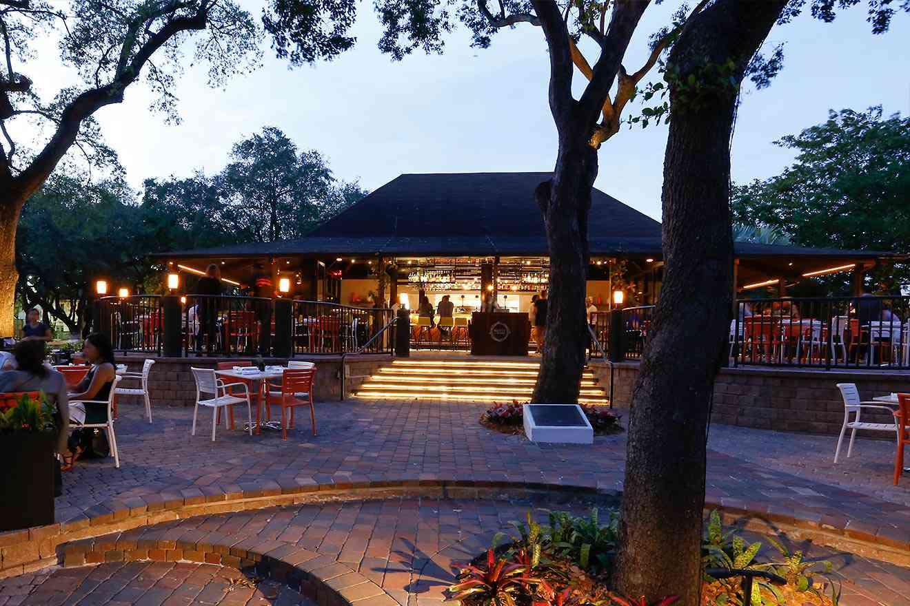 Best New Restaurants Coconut Grove