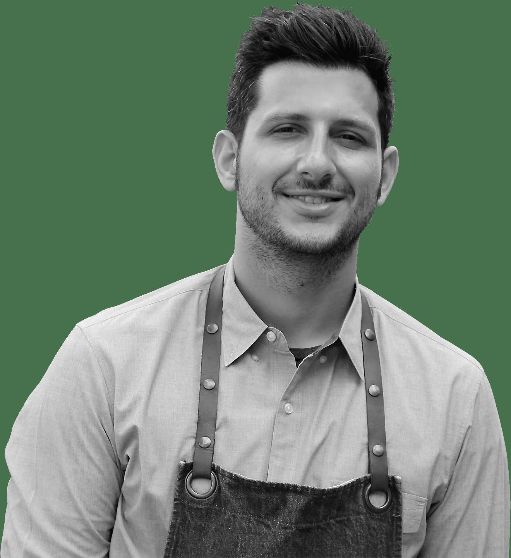 Photo of chef giorgio rapicavoli