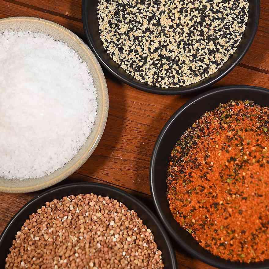 Seeds food selection
